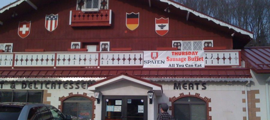 Alpine Wurst and Meat Haus