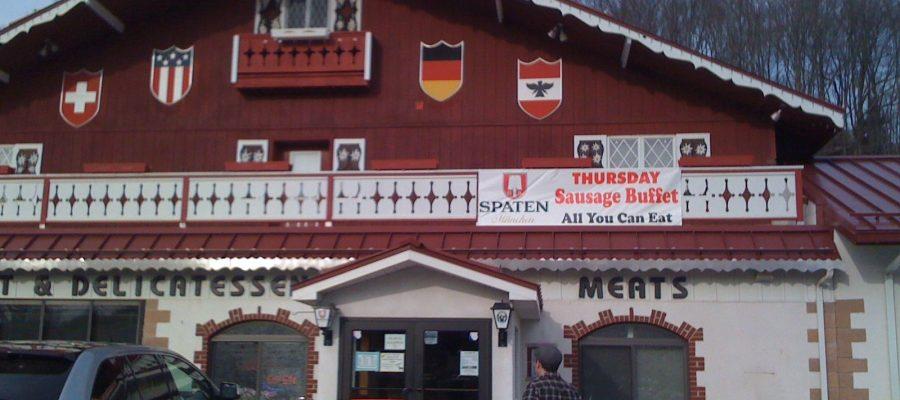 Alpine Wurst and Meat Haus